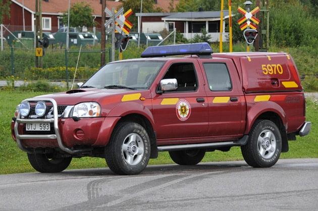 2 26-5970 IVPA / Transportfordon Nissan King Cab -2004