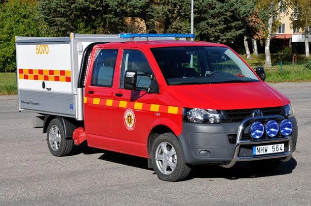 2 26-5070 Transportfordon VW Transporter -2013
