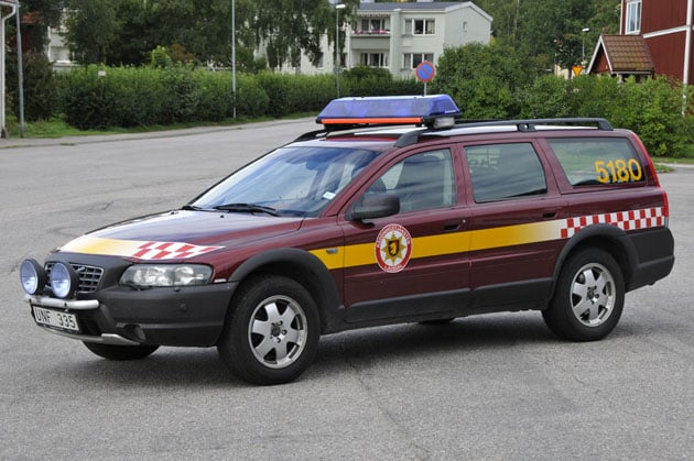 2 26-5180 Besiktnings -/ Transportbil Volvo XC70 -2003