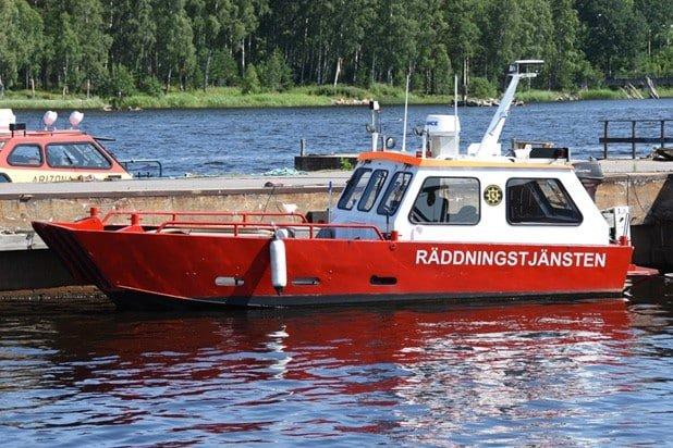 2 26-6090 Brandbåt
