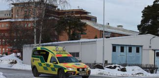 Ambulans Gävle Sjukhus Xnytt
