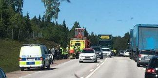 Trafikolycka Jattendal Xnytt