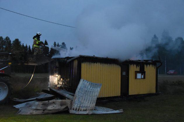 Brand Brovallen Enanger Xnytt