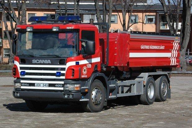 2 26-1060 Lastväxlare Scania P 124 GB 400 -1999 Påbyggare: Åkarnas Hydraulservice