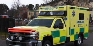 Ambulans 3 26-9610 Söderhamn