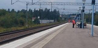 Söderhamn Järnvägsspår