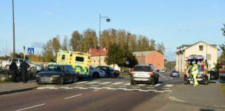 Trafikolycka Söderhamn Xnytt