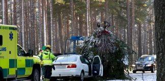Trafikolycka Skotare Xnytt Arsunda
