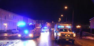 Trafikolycka Norralagatan Soderhamn Xnytt