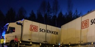 Trafikolycka Lastbilsolycka E4 Hudiksvall Xnytt