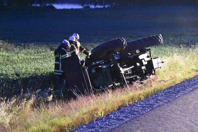 Traktorolycka Stratjara Xnytt