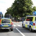 Trafikolycka Gävle