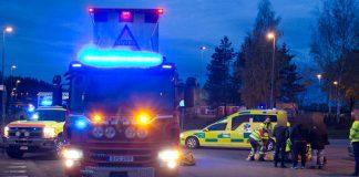 Trafikolycka Sandviken Xnytt